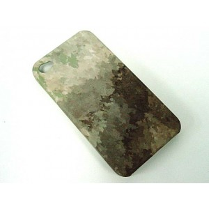 Silverback Camo Case for Apple iPhone 4 A-TACS Camo