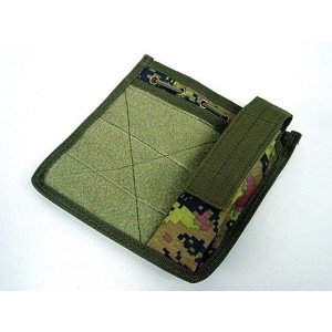 Molle MOD Map Torch Admin Pouch CADPAT Digital Woodland Camo