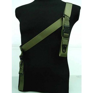 Universal 3-Point QD Tactical Rifle Sling OD