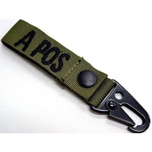 A POS Blood Type Identification Strap OD
