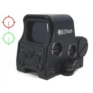 Holographic Tactical XPS3-2 Type QD Red/Green Dot Weapon Sight