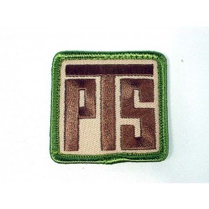 MAGPUL PTS Logo Velcro Patch Multicam