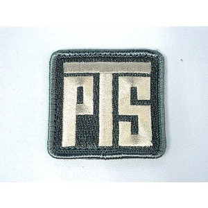 MAGPUL PTS Logo Velcro Patch ACU