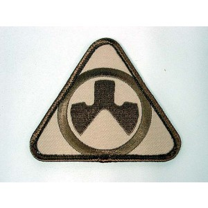 MAGPUL Dynamics Logo Velcro Patch Tan