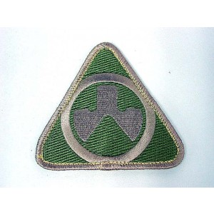 MAGPUL Dynamics Logo Velcro Patch Light Green