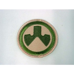 MAGPUL Round Shape Logo Velcro Patch Light Multi