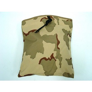 Molle Large Magazine Tool Drop Pouch Desert Camo