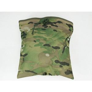 Molle Large Magazine Tool Drop Pouch Multi Camo