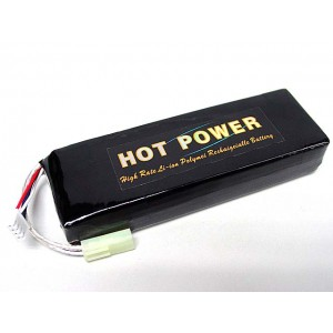 Hot Power 11.1V 4400mAh 20C Li-Po Li-Polymer Battery