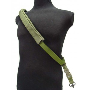 TMC D-S Single Point Rifle Sling Olive Drab OD