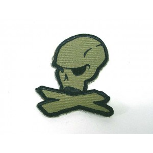 MAGPUL 10th Anniversary Logo Velcro Patch OD