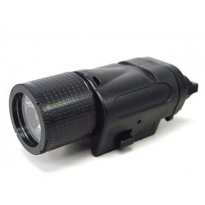 Element M3X Tactical Illuminator Short Version Flashlight Black