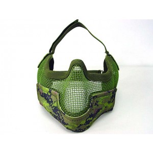 Black Bear Airsoft Stalker BAT Raider Mesh Mask CADPAT Camo