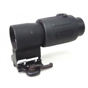 3x EOTech Type 3X-FTS Magnifier Scope Gen II Flip To Side Mount