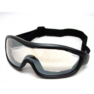 Tactical Airsoft Sport Style Goggle Safety Glasses Clear