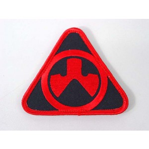 MAGPUL Dynamics Logo Velcro Patch Red
