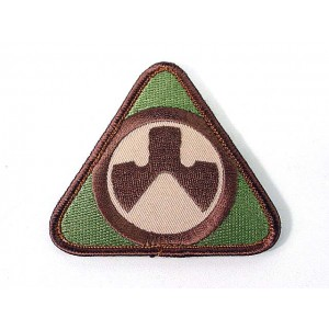 MAGPUL Dynamics Logo Velcro Patch Multicam