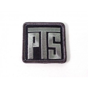 MAGPUL PTS Logo Velcro Patch Black