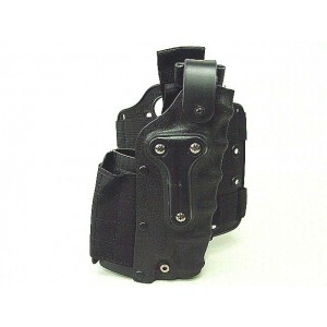 SFL 3085 Style Beretta M9/92F Drop Leg & Belt Holster Black