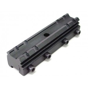 Army Force 11mm to 20mm RIS Weaver Rail Scope Mount Base Adaptor