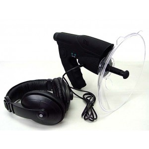 Nature Observing Recording and Play Back Dish Device