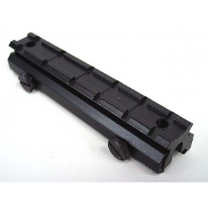 QD Higher Tactical Aimpoint Scope Mount Base 20mm Rail