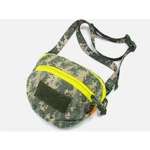 Utility Gear Shoulder Waist Sling Bag Digital ACU Camo