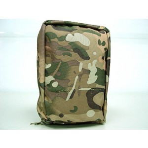 Molle Medic First Aid Pouch Bag Multi Camo