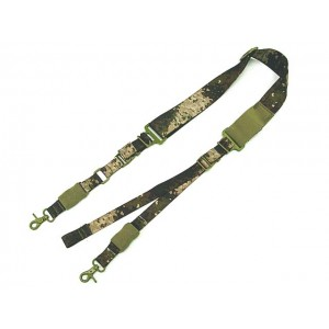 Big Dragon Single/Two Point Urban Rifle Sling A-TACS Camo