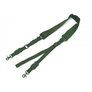 Big Dragon Single/Two Point Urban Rifle Sling Ranger Green