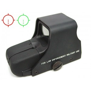 Holographic Tactical 551 Type Red/Green Reflex Dot Sight