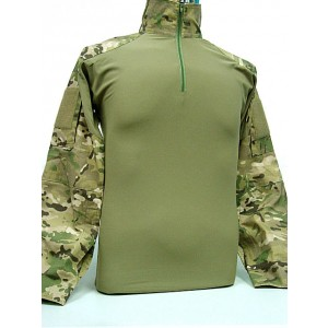 USMC Army Tactical Combat Shirt Type A Multi Camo