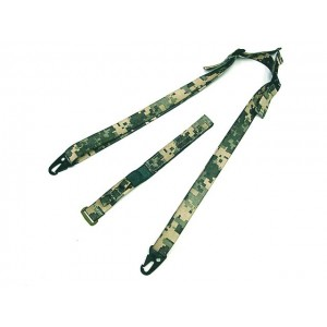 Big Dragon P90 Rifle Sling Digital ACU Camo