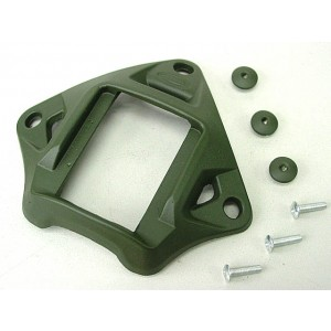 VAS Type Night Vision Goggle Mount OD for MICH/ACH/PASGT Helmet