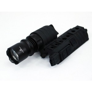 Element M500A Type M4 Handguard 190Lm CREE WeaponLight Black