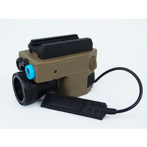 Element LLM01 Type Advance Multi-Function Aiming Device Tan