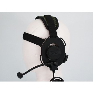 Z Tactical Bowman EVO III Tactical Headset Black - Z029