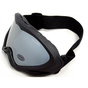 Airsoft X400 Wind Dust Tactical Goggle Glasses Black