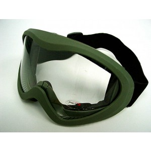 Airsoft X400 Wind Dust Tactical Goggle Glasses OD