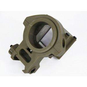 Tactical Angle Sight for Dot Sight Device Tan