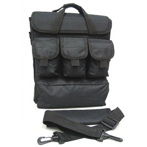 Notebook Computer Carry Case Shoulder Bag Black