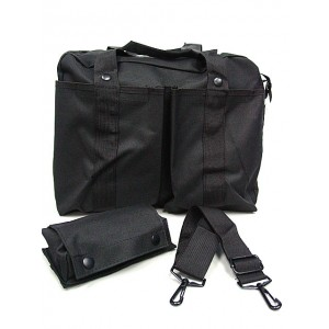 Tactical Shoulder 2 Ways Bowling Bag Black
