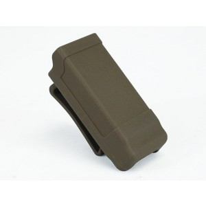 CQC Single Stack Pistol Magazine Pouch Case Tan