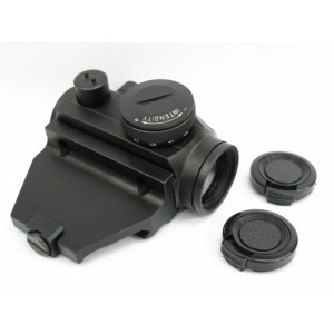Element Micro T-1 Red/Green Dot Sight Scope w/Offset Mount Black