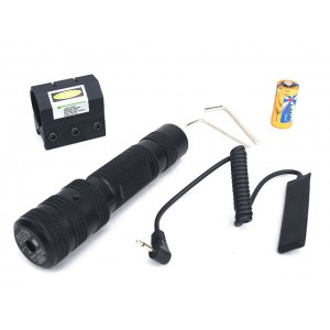 LXGD High Power Visible Green Laser Sight Pointer JG-038