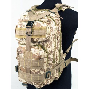Level 3 Molle Assault Backpack Digital Desert Camo