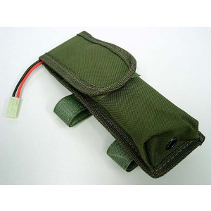 AEG External Large Battery Pouch Bag Pack OD