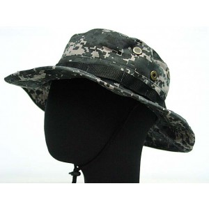MIL-SPEC Boonie Hat Cap Digital Urban Camo