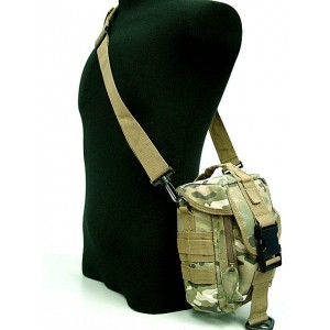 Molle Shoulder Bag Tools Mag Drop Pouch Multi Camo