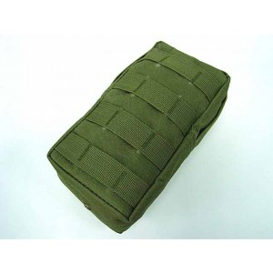 Molle Medic First Aid Pouch Bag OD #B